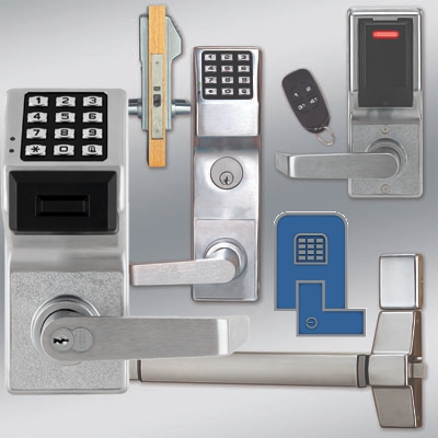 Alarm Lock S6070S Trilogy Lock Parts