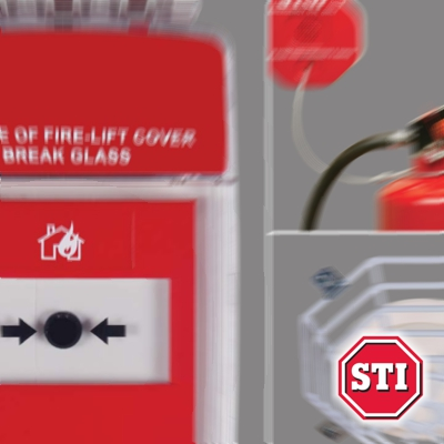 STI -6514 Safety Technology Inc () Enclosures and Covers
