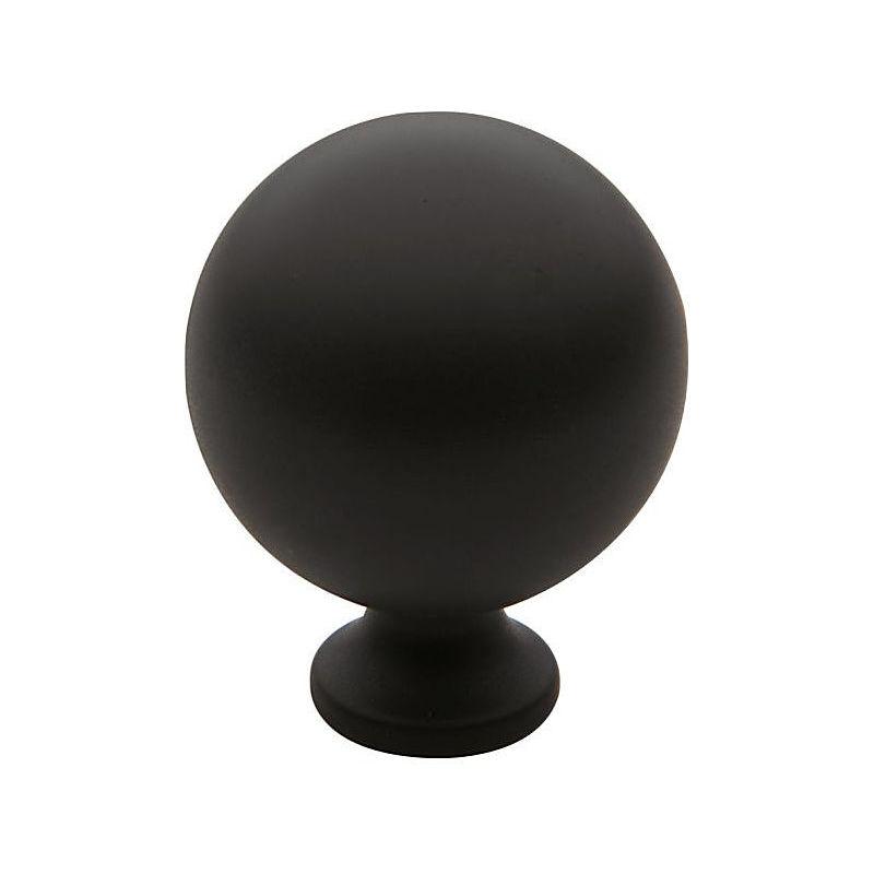 Baldwin 4910102 Oval Cabinet Knob Oil Rubbed Bronze