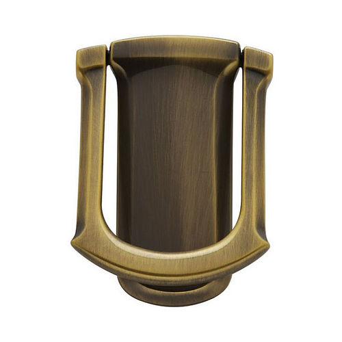 Baldwin 0105050 Tahoe Door Knocker Antique Brass Finish