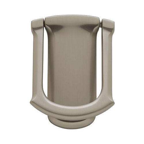 Baldwin 0105150 Tahoe Door Knocker Satin Nickel Finish