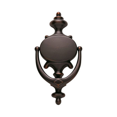 Baldwin 0116112 Imperial Door Knocker Venetian Bronze Finish