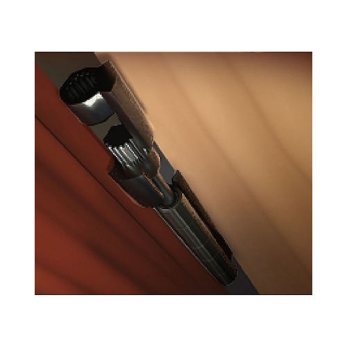 Perfect Products 01276 Residential Doorsaver II Oil Rubbed Bronze Finish