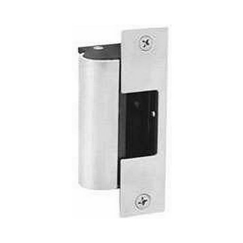 Assa Abloy Electronic Security Hardware - Hes 1006LBM630 12VDC / 24VDC Electric Strike Body with Latchbolt Monitor Satin Stainless Steel Finish