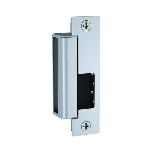 Assa Abloy Electronic Security Hardware - Hes 1500C630 Heavy Duty, Low Profile Latchbolt Complete Electric Strike Kit Satin Stainless Steel Finish