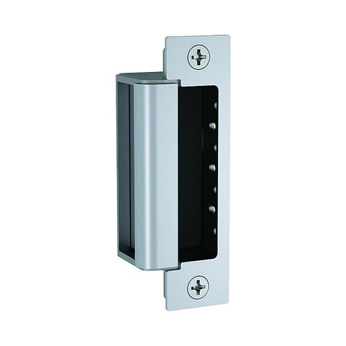 Assa Abloy Electronic Security Hardware - Hes 1600630 Electric Strike Body Only Satin Stainless Steel Finish