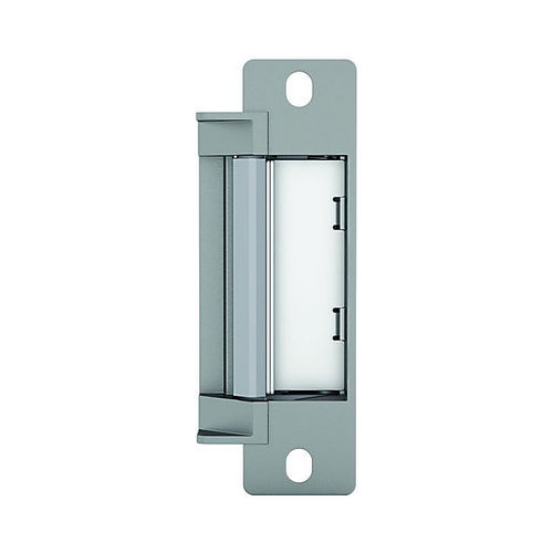 Assa Abloy Electronic Security Hardware - Hes 4500C630 12VDC / 24VDC Heavy Duty Electric Strike Satin Stainless Steel Finish