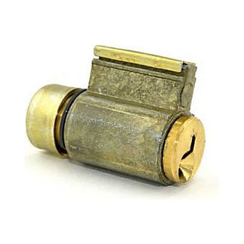 MaxGrade MAXSCWATCYL3 Watson Cylinder Schlage C Keyway Bright Brass Finish