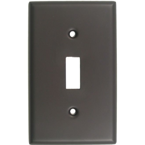 Rusticware 782ORB Single Toggle Switch Plate Oil Rubbed Bronze Finish