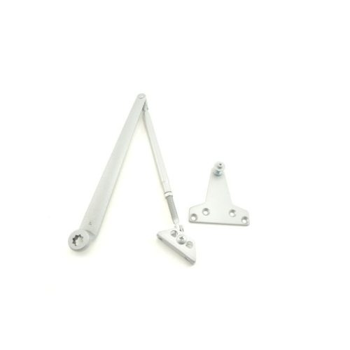 Stanley Closer A45501689 Standard Arm Set Aluminum Finish