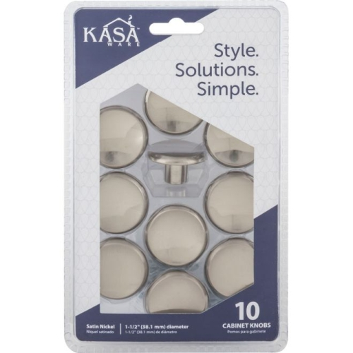 KasaWare K063SN10 Pack of 10 1-1/2