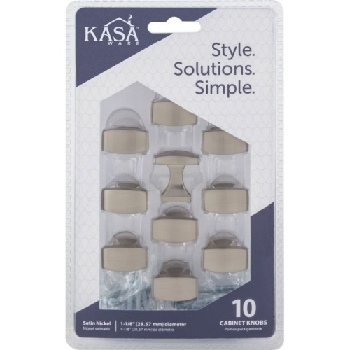 KasaWare K083SN10 Pack of 10 1-1/8