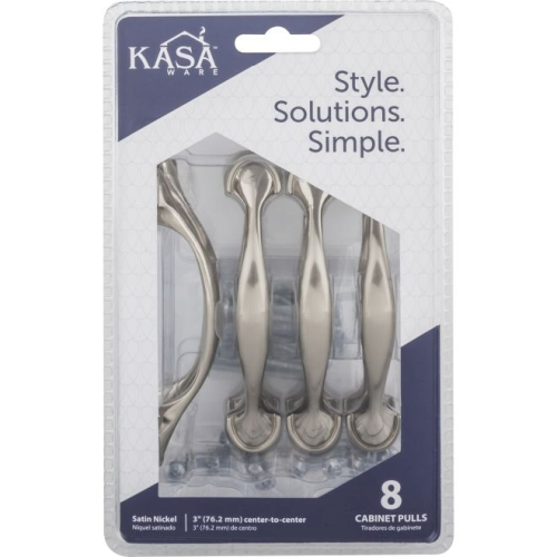 KasaWare K4133SN8 Pack of 8 4-5/8