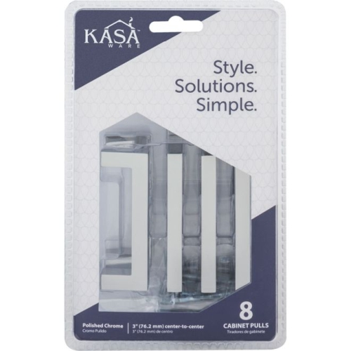KasaWare K7063PC8 Pack of 8 3-3/8