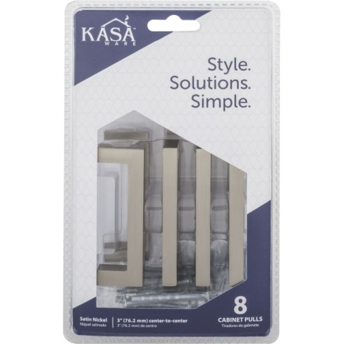 KasaWare K7063SN8 Pack of 8 3-3/8