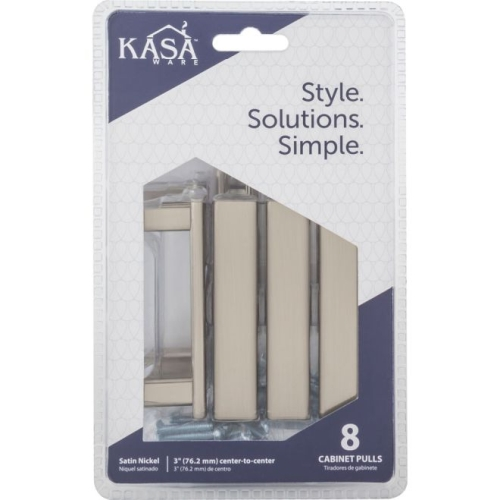 KasaWare K9403SN8 Pack of 8 3-3/4