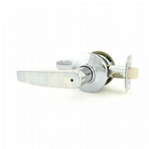 Schlage S40JUP625 S Series Privacy Jupiter with 16-203 Latch 10-001 Strike Bright Chrome Finish