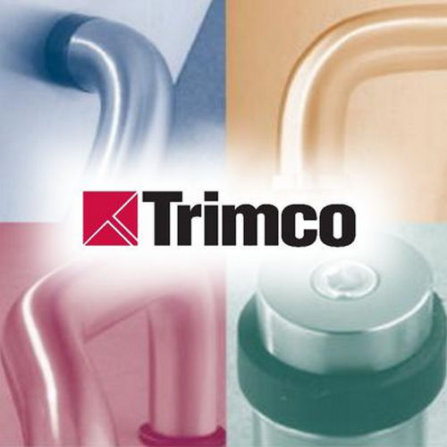 Trimco 1270WV619 Wrought Concave Wall Bumper Satin Nickel Finish