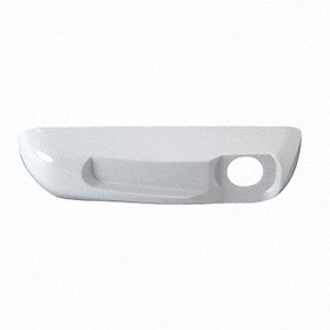 CRL EP27027 Truth White Maxim Cover for Folding Handles