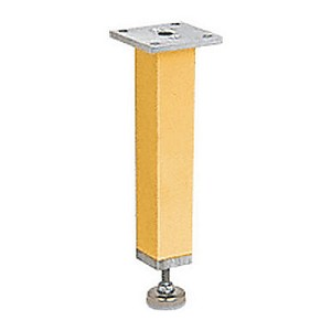CRL D290GA Showcase Leg, Gold Anodized