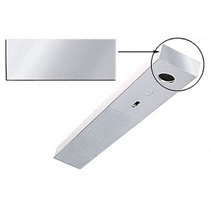 CRL DCHECPS End Cap, Polished Stainless