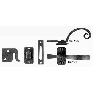 Acorn RL8BR Gate Latch Casement