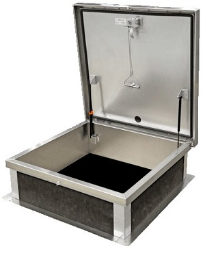 "Acudor A3862 Roof Hatch 30"" x 54"""