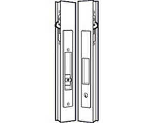 Adams Rite 4431-10-05-IB Flush Lockset Individually Boxed