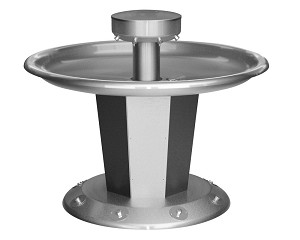 Bradley S93-639 Washfountain Sentry Stainless 54""
