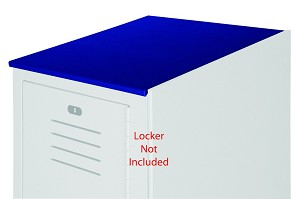 Bradley ST1845-203 Slope Top Kit for 3 Lockers