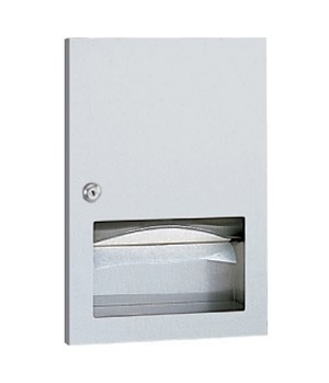 Gamco TD-6 Coverall Recessed Towel Dispenser