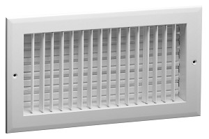 Hart & Cooley Residential A618OB Sidewall/Ceiling Register