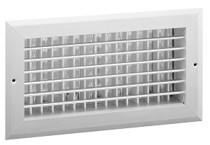 Hart & Cooley HVD/VHD Light Commercial Supply Register - Extruded Aluminum
