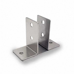 Jacknob 1619 Urinal Screen Bracket 1""