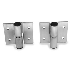 Jacknob 7093 Hinge Surface Mounted .125""