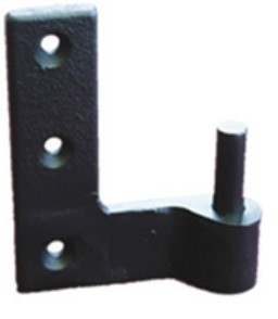 John Wright Company 88-467L WeatherWright Jam Pintle Left Mount