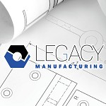 Legacy 10059SS-LH Cam Lift Mortised Hinge 5