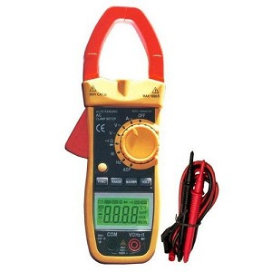 Morris 57260 Cat III TRMS Autoranging 600A AC Digital Clamp Meter
