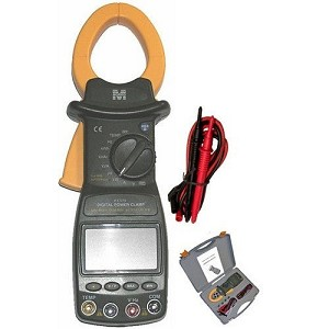 Morris 57270 Cat III TRMS Autoranging Digital Power Clamp Meter