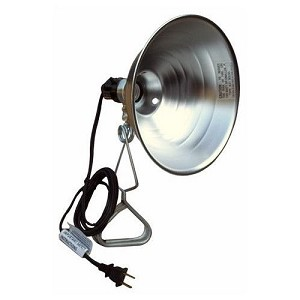 Morris 89522 Clamp-On Lamps with Reflector