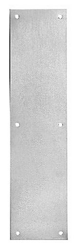 "Rockwood 70F Push Plate 8"" x 16"" .050"" Thick"