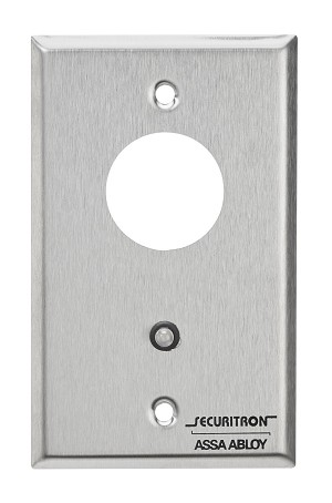 Securitron MKSA2 Mortise Key Switch DPDT Alternate, Switch Only