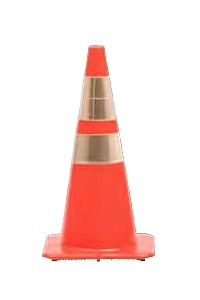 Strike First 1005 Standard Traffic Cones 25'