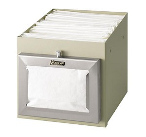 Tomlinson 1003980 4000-SD9 Napkin Dispenser