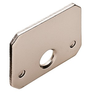 Hafele 246.36.680 Strike Plate, for Magnetic Catch