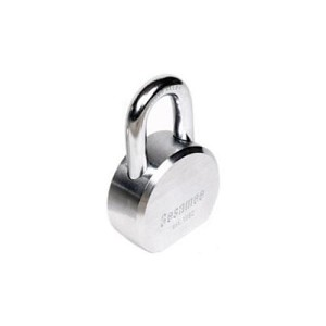CCL 93611LFIC Round Body Padlock Sch Lfic 1in Shackle