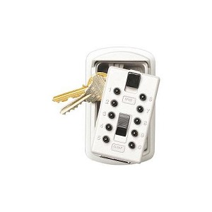 Kidde 001370 White Slimline Push Button