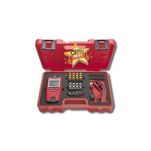 Platinum Tools T129K1 Vdv Mapmaster 20 Test Kit Box