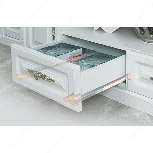 Richelieu OPTIMIZ-R Standard Drawer Set - 121 mm WEBKIT1215816