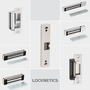 Locknetics CSW-200 Pushbutton